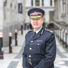 City of London Police Commissioner
