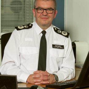 Chair of the National Police Chiefs Council (NPCC)