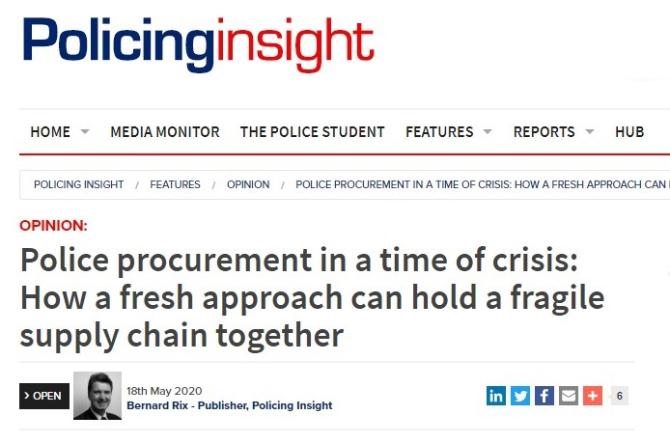 policing-insight-procurement-covid