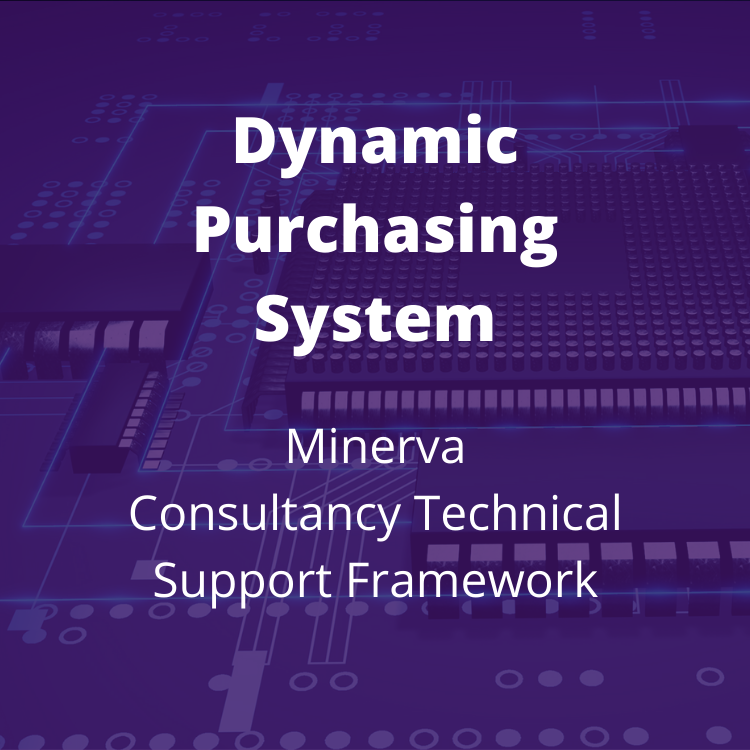 A compliant procurement route for the provision of Minerva Consultancy Technical Support Services. BENEFITS: Shortened procurement time, improved value for money, flexibility and quicker access to specialist skillsets with demonstrable experience of Niche RMS.