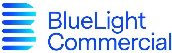 Blue Light Commercial Logo